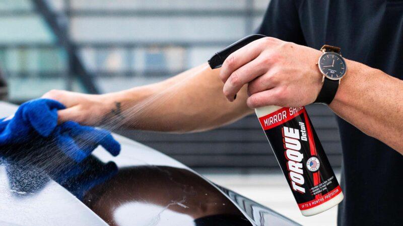 TORQUE Detail Reviewed – The Best Car Wax Sprays